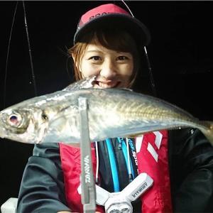船で夜釣りも楽しいなっ!アジング…仕掛けはどうしようかな❓