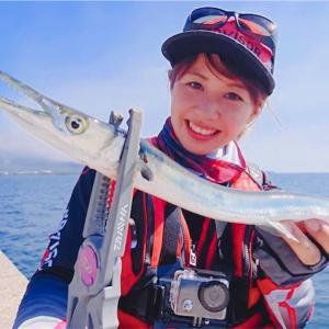 鹿児島の海でふかせ釣り!本命は違うけどさ!ダツも楽しいのよ!