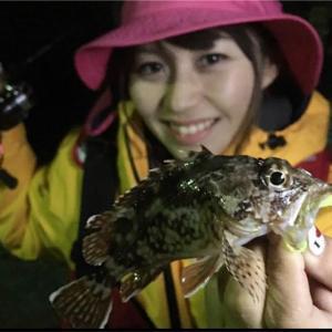 色んなゲストもまた楽しい!鹿児島の海は魚類も豊富よ!