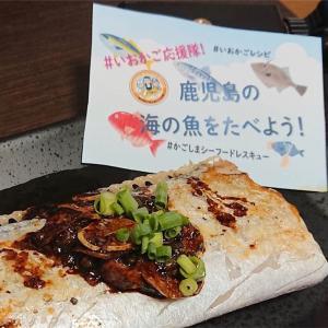 鹿児島のお魚は美味しいんだぞー!