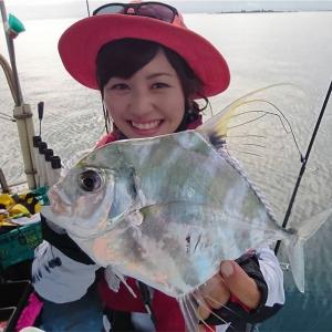 鹿児島の海の魚類の多さ‼️ イトヒキアジ⁉️⁉️