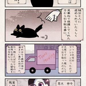 黒猫のディオ 0話