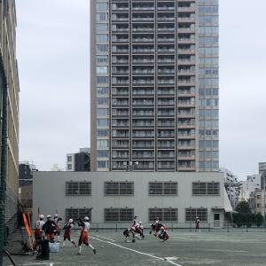 2019 10月14日 練習試合@跡見学園