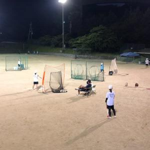 2019 8月8日 合宿速報