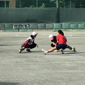 2019 8月15日 練習試合@錦城(都国分寺) & 中学生部活体験