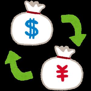 【SBI最強説】めちゃ簡単に安く米ドルを調達できた話。