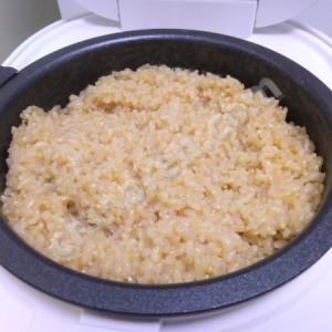 ミニマリスト流!玄米の炊き方【吸水無し・玄米モード不要】