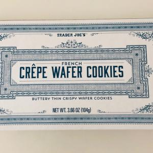 CREPE WAFER COOKIES