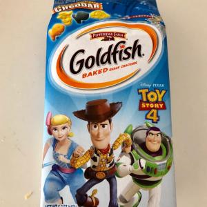 Goldfish TOY STORY 4