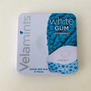 Velamints white gum