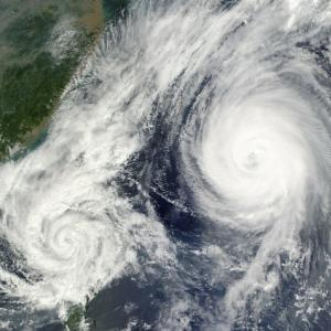 【 東京の台風接近比率の上昇 】台風大型化・降水強度が増す時代に備える