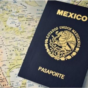 No.121 子供のメキシコパスポート手続き