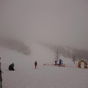 アサマ2000  今シーズン初スキー