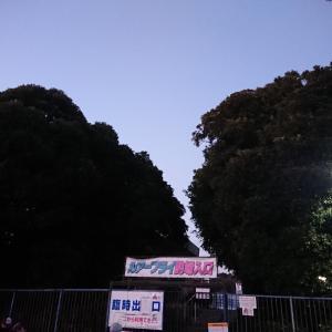 さいたま水上公園でニューロッド入魂完了です(^^;)