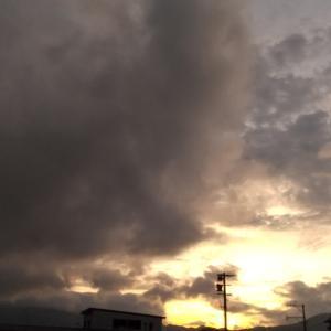 梅雨明けるね。