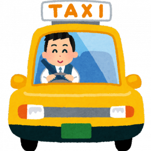 #92.【タクシー】タクシー運転手は底辺職か?