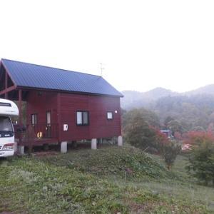 昨日は由仁町の山小屋で「BBQ」&「ながぬま温泉」を楽しみました!