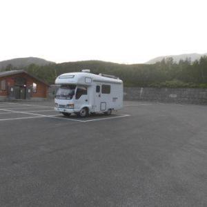 今日の温泉は岩内「グリンパークいわない」さん・停泊は「道の駅いわない」さんです!