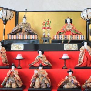雛人形の桐箱に生えたカビのお手入れ方法と好ましい収納場所