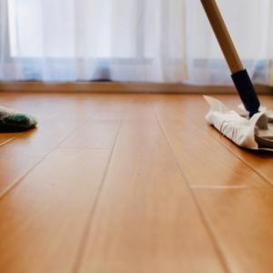 【坂上通販】回転モップの床掃除が凄かった!最安値販売店は?