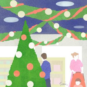 【季節外れのサンタの話】今でも忘れられない「あの事件」のこと【イラスト:sai.さん】