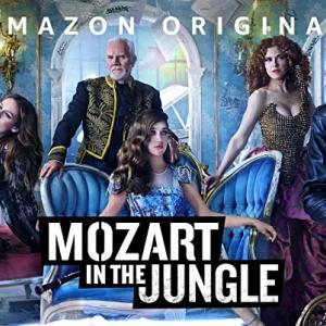 【Amazonオリジナル】海外ドラマ「モーツァルト・イン・ザ・ジャングル」の感想