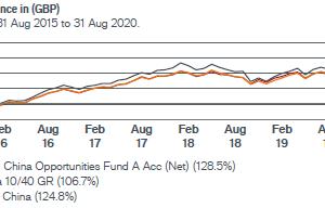 Janus Henderson のチャイナ株ファンドChina Opportunities Fundは主に香港株に投資して運用歴38年