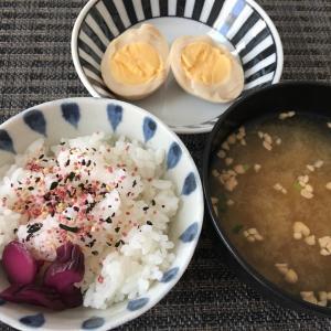 ◆8日目◆食事と体重記録☆2019/10/16(水)