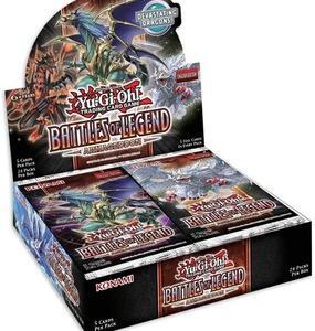 英語版遊戯王 Battles of Legend Armageddon 情報まとめ BOX予約受付中