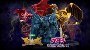 三幻神のフィギュアがネット予約受付中!【オシリスの天空竜、ラーの翼神竜、オベリスクの巨神兵】