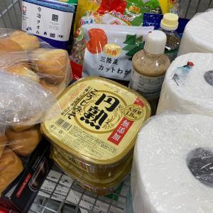 【コストコ】冷凍品も冷蔵品も買わずに我慢