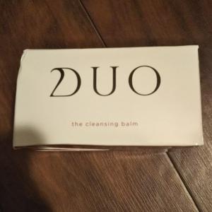 【コスメモニター】D.U.O ザ クレンジングバーム