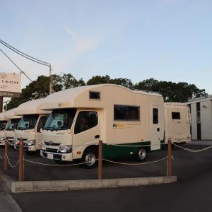 「鴨川RVサイト」-京都嵐山と車中泊-1-