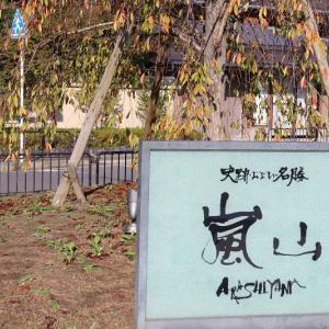 「鴨川RVパーク~嵐山駅」京都嵐山と車中泊-2-