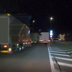 高速道路は大型駐車場が足りなてない?「伊豆と車中泊-番外編」