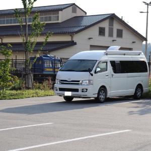高山と車中泊-4-車中泊できるのは6月末までが目安?