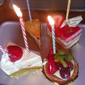 お友達のお祝い(*/∀\*)
