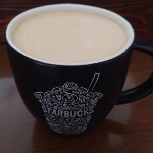 バターコーヒーも飲み干して( 〃▽〃)