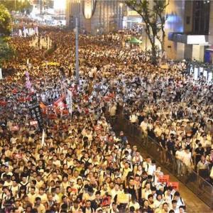 香港人権法案は可決へ向かうのか