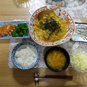 ●親子丼・生姜天マヨ炙り ●イサキの干物・湯豆腐・ワンタンチーズ揚げ ♪ふるさと納税・佐世保市