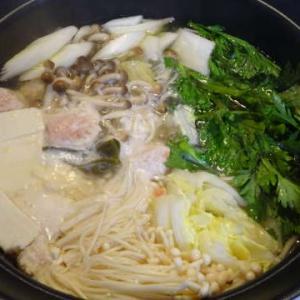 ●鶏団子鍋 ・〆ラーメン ●近江牛スジ冷凍保管