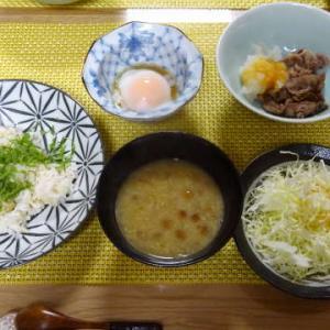 ●干物混ぜ込みご飯 ・牛肉のさっと焼き ・麻婆豆腐 ・チキングラタン
