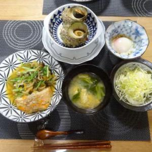 ●赤魚のコンソメ煮 ・おでん ・鮭の味噌マヨホイル焼き ・栃尾の油揚げ ・イタリアンプリン
