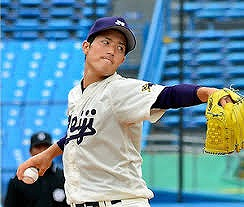 森下暢仁はメジャーリーグも注目していた
