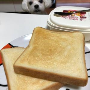 ただのトースト!