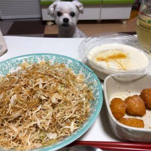 茶色い夕飯