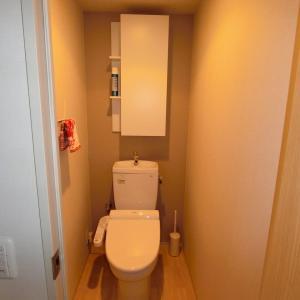 トイレ整理