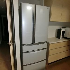 冷蔵庫の引退