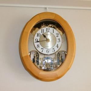 掛け時計修理