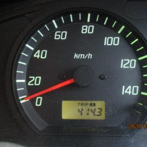 燃費記録&ワイパー水拭き低下の原因